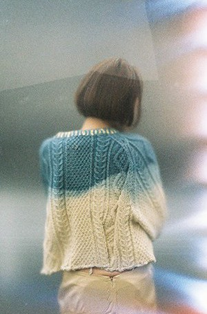 Sweater in the memory, 2013_2