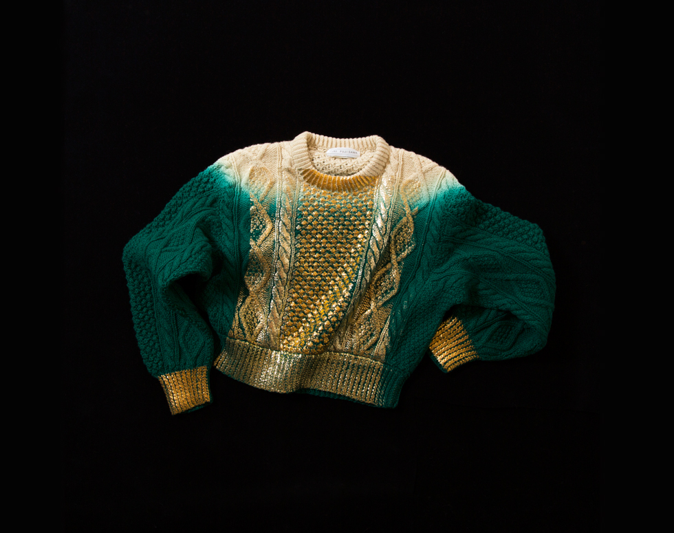 Sweater in the memory, 2014_1